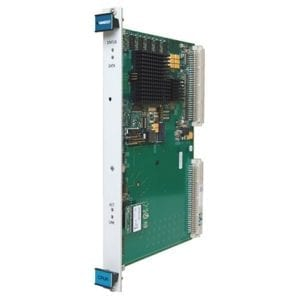 VM600 CPUR rack controller and communications interface card