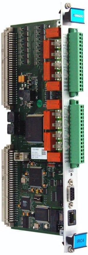 VM600 IRC4 intelligent relay card