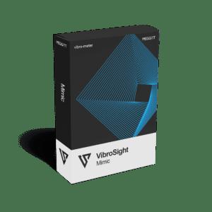 VibroSight Mimic – machine operator interface