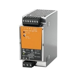 APF201 24 VDC 7.5 A power supply with Ex approval
