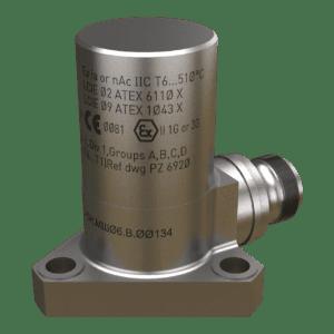 CA134 piezoelectric accelerometer