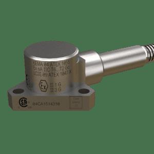 CA280 piezoelectric accelerometer