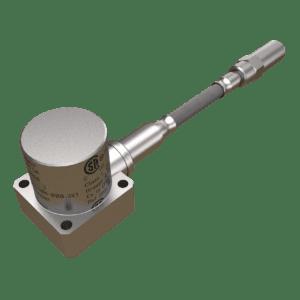 High temperature vibration sensors